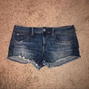 Never Worn American Eagle Denim Shorts